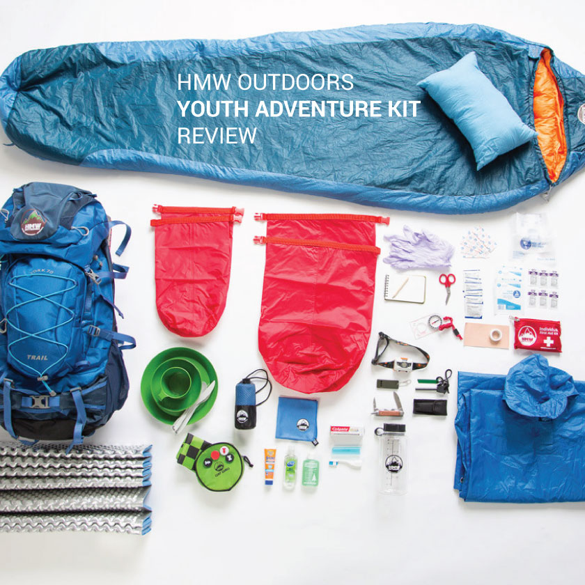 HMW Outdoors Youth Adventure Kit Review