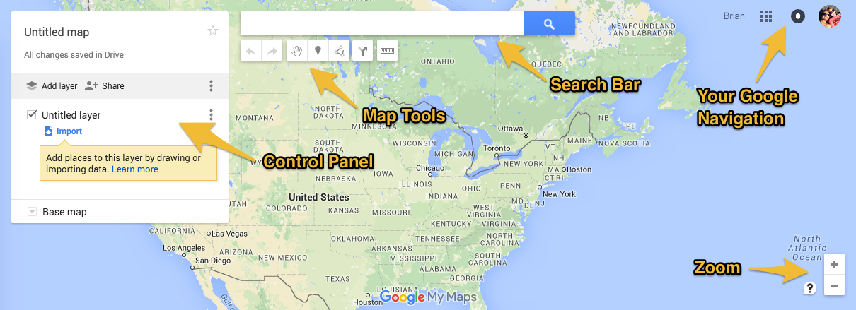 Plan A Road Trip >> How To Plan A Road Trip Route With Google Maps