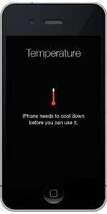 Avoid Extreme Temperatures